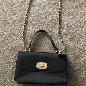 Never been  worn Forever21 multiple wear purse